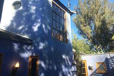 Little Blue Bungalow, Topanga, California |