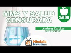 MMS y salud censurada. Entrevista a Andreas Kalcker - YouTube Dengue, Videos, The Creator, Advertising, Cds, Music, Salud, Interview, Musik