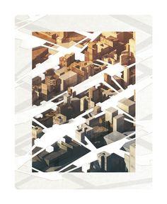 KROB 2013 Architectural Delineation Competition   Via Chris Cornelius on tumblr Jay Cantrell Marcus Rothnie Patrick Ruggiero, Jr. Matthew Bo...