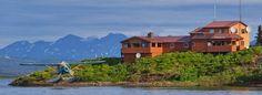 Work for an Exclusive Wilderness Fishing Resort This Summer Tikchik Narrows Lodge - In Alaska's wilderness Wood Tikchik State Park