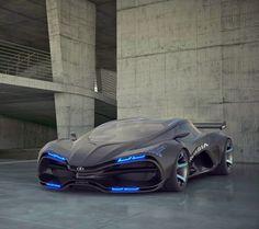 Marussia Lada Raven Concept (2013)