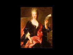 Elisabeth-Claude Jacquet De La Guerre Cembalo Suites N 4,5,6