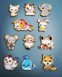 Peyote Patterns, Bracelet Patterns, Beading Patterns, Stitch Patterns, Bead Embroidery Jewelry, Beaded Embroidery, Seed Bead Jewelry, Beaded Jewelry, Animal Earrings