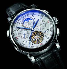 A. Lange and Söhne Tourbograph Perpetual 'Pour Le Mérite' Watch