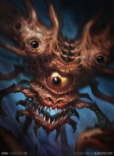 Beholder by ~thirdeyepl on deviantART