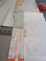 Fabric Growth Chart Tutorial