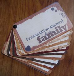 Family Reunion Ideas - Conversation Starters. #FamilyTime #RumbaMeats