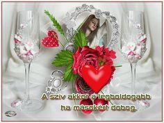 A szív akkor a legboldogabb