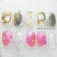 #マリーネイルズ #marienails #ネイルデザイン #かわいい #ネイル #kawaii #kyoto #ジェルネイル#trend #nail #toocute #pretty #nails #ファッション #naildesign #ネイルサロン #beautiful #nailart #tokyo #fashion #ootd #nailist #ネイリスト #ショートネイル #gelnails #東京 #大人ネイル #instanails #instagood #art @mery_naildesign