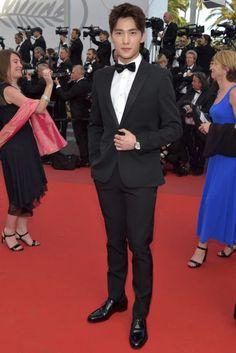 Festival di Cannes 2017, i migliori look maschili