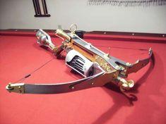 Van Helsing weapons   That one is called Helsing. Based on the crossbow used by Van Helsing.