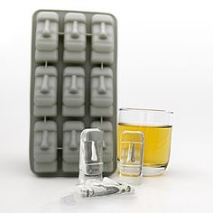 Tiki Stone Cold Ice Cube Tray