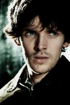 Colin Morgan is a star from his very youth