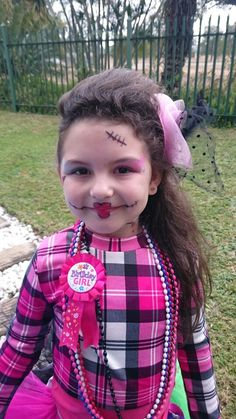 Monster high make up