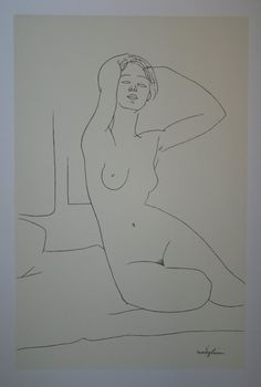 PINTERESTS IS REMOVING ALL NUDITY, EVEN FROM ART. THIS IS THE END OF THE FREEDOM OF ART IN PINTEREST.  ACT IF YOU ARE CONCERNED!! Amedeo Modigliani sketch