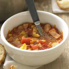 NEW** Soup Recipes Today .... Delicious soup recipes....