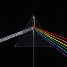 The Dark Side Of The Loom: the LP