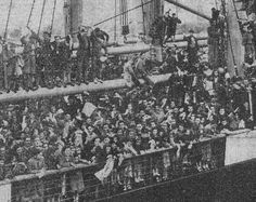 Black and minority women on the seas. WW2