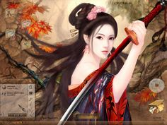 Geisha's Rebellion by ~scubabliss(deviantart) RIP Paul AKA Scubabliss