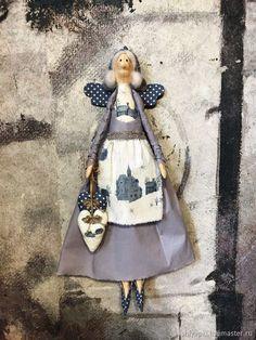 """Купить Кукла тильда """"Феечка"""" в стиле хюгге в интернет магазине на Ярмарке Мастеров"""