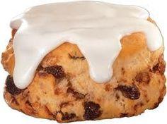 Hardee's Cinnamon 'N' Raisin Biscuits
