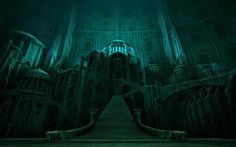 The Lord of the Rings Castle Green fantasy dark movies wallpaper | 1920x1200 | 48384 | WallpaperUP