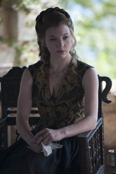 Game of Thrones Margaery Tyrell black mourning by MayochanCosplay