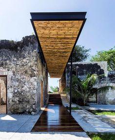 "- A&D&A (@architecture.design.art) on Instagram: ""Fazenda Niop, by AS arquitectura + R79 @r79.mx @asarquitectura • Photographer: David Cervera Castro…"""