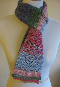 Looking for your next project? You're going to love Heart Scarf Tunisian Crochet by designer kickincrochet.