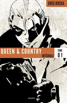 Queen & Country by Greg Rucka