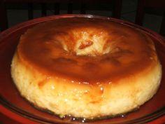 Receita de Pudim de pão sem leite condensado e sem banho-maria - Show de Receitas