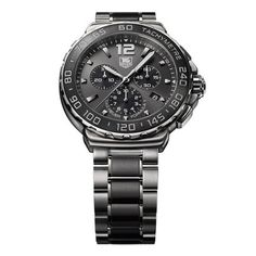 TAG Heuer Formula 1 Ceramic Chronograph Men's Watch MX0621 from Beaverbrooks the Jewellers
