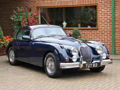 1959 Jaguar XK150 4.0 V8 FIXED HEAD COUPE RHD