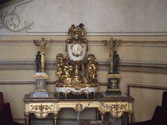 Castillo de Chapultepec - Reloj