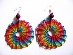 aros espiral by Freckles_, via Flickr