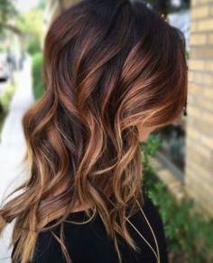 Top 35 Warm And Luxurious Auburn Hair Color Styles - Part 19