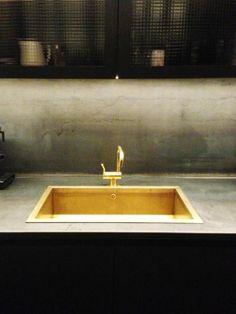 brass kitchen sink - Brass Kitchen Sink