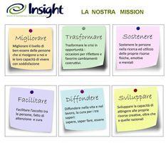 Mission of Insight school - Milano