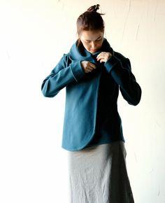 Womens Jacket, Winter jacket, Light jacket, Wool jacket, Wool cardigan, Winter…
