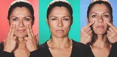 Ginástica facial previne rugas, flacidez e não custa nada! Aprenda a fazer