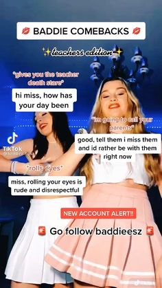 Funny Insults And Comebacks, Roasts Comebacks, Savage Comebacks, Clever Comebacks, Best Friends Whenever, Crazy Things To Do With Friends, Teen Life Hacks, Useful Life Hacks, Really Good Comebacks