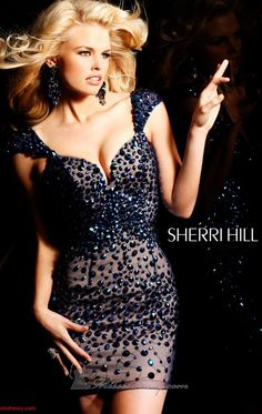 Sherri Hill 2949 Dress - Available at www.missesdressy.com