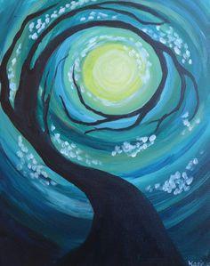 The Tree of Oz | Arte Wine & Paint | Wauwatosa