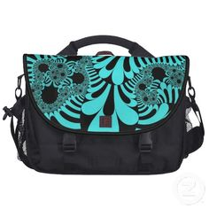 Customizable Vintage Sky Mod Laptop Commuter Bag on sale for $169.95 at www.zazzle.com/wonderart* or click on the picture to take you directly to the product.