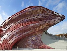 Cultural Archives - Libeskind Architecture Design, Pavilion Architecture, Minimalist Architecture, Chinese Architecture, Modern Architecture House, Futuristic Architecture, Sustainable Architecture, Modern Houses, Residential Architecture