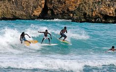 Boston Bay Beach, Port Antonio - Best Beaches in Jamaica | Travel + Leisure