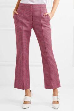Pantalons Pour Les Femmes, Noir, Polyester, 2017, 28 Msgm