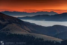 The Slovak Carpathians (Velka Fatra & Tatra Mountains). #mountainphotography #landscapephotography