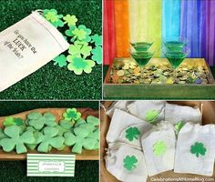 Long St patricks day adult party idea not meant
