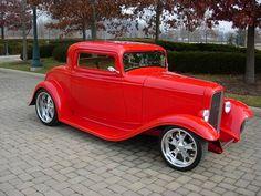 '32 Ford 3 window